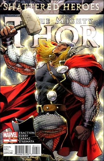 Mighty Thor 11-A by Marvel