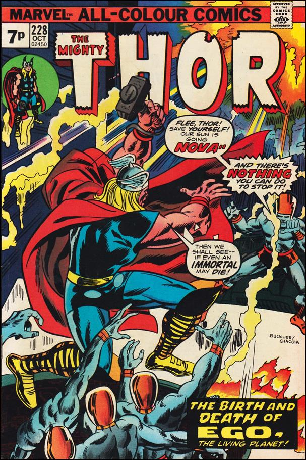 Thor (1966) 228-B by Marvel