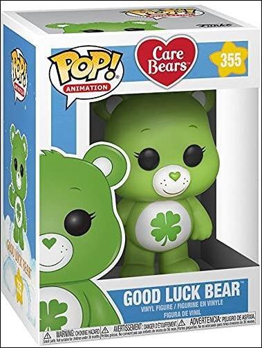 POP! Animation Good Luck Bear by Funko