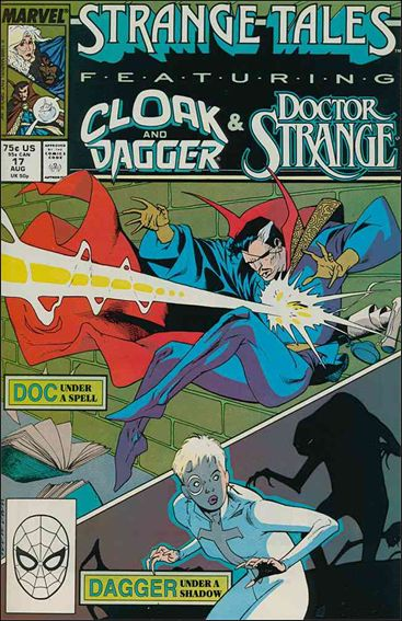 Strange Tales (1987) 17-A by Marvel