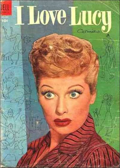 Four Color (1942) 559-A by Dell