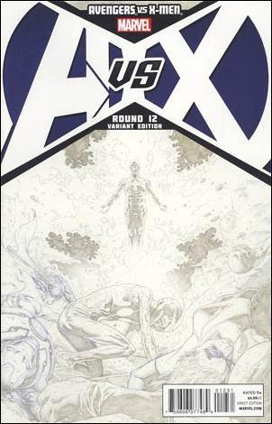 Avengers vs X-Men 12-E by Marvel