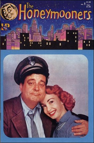 Honeymooners (1986) 1-A by Lodestone Publishing Inc.