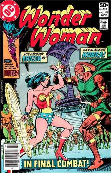 Wonder Woman (1942) 278-A by DC