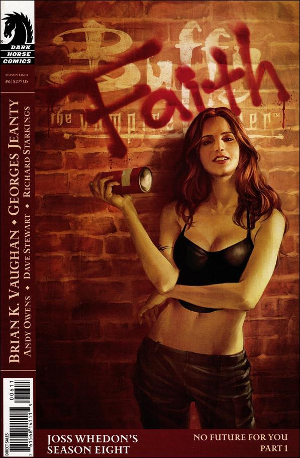 Buffy the Vampire Slayer Season Eight 6-A by Dark Horse