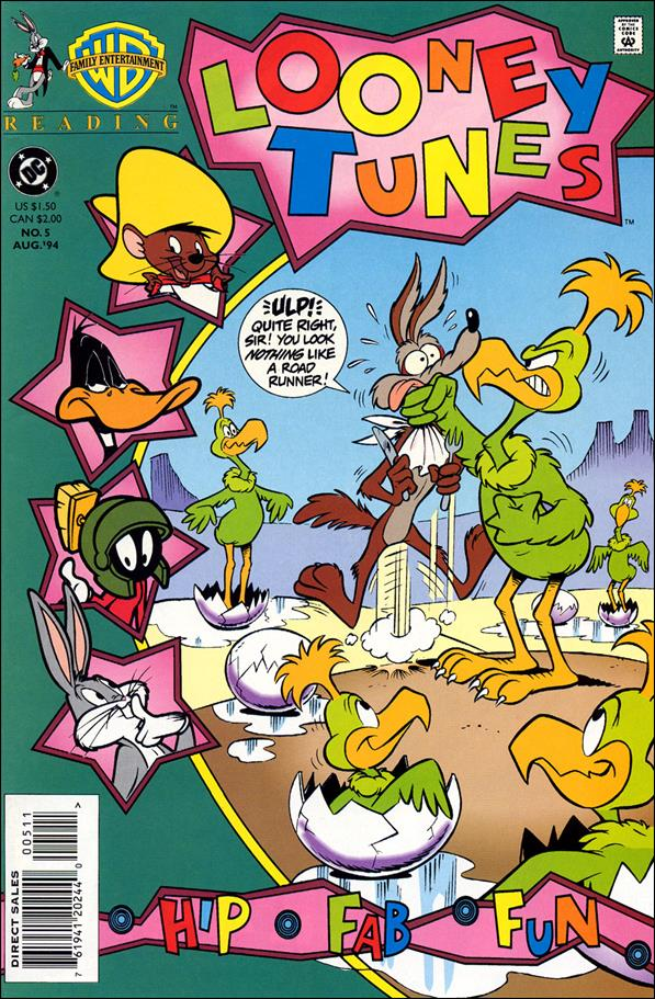 Looney Tunes (1994) 5-A by DC