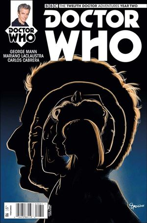 Doctor Who: The Twelfth Doctor Year Two 6-E