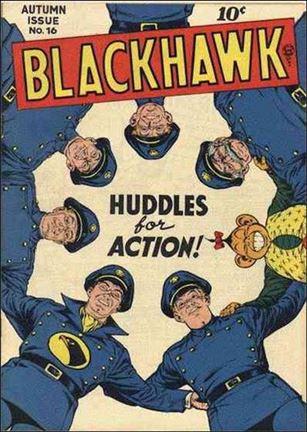Blackhawk (1944) 16-A