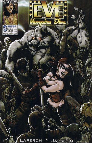 Eve: Vampire Diva 3-A by Arcana