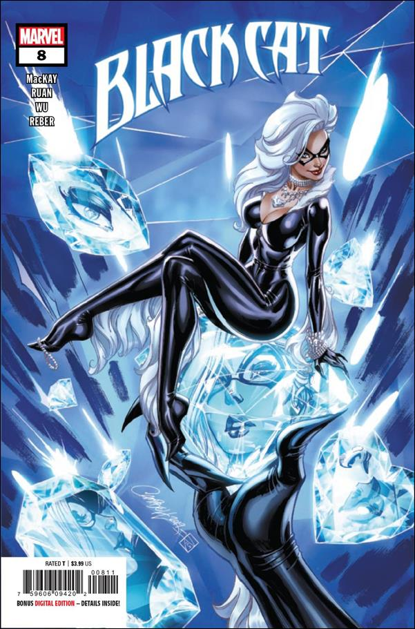 Black Cat 8-A by Marvel