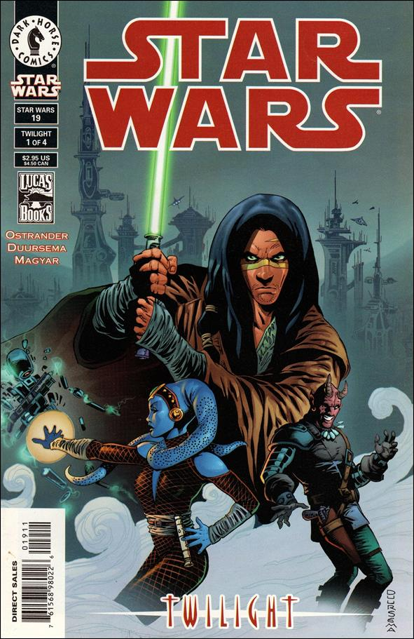 Star Wars/Star Wars Republic 19-A by Dark Horse