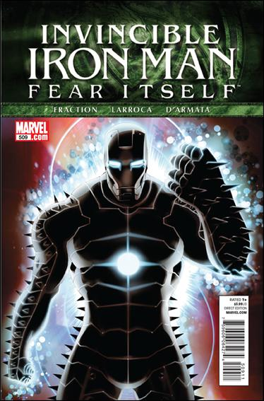 Invincible Iron Man (2008) 509-A by Marvel