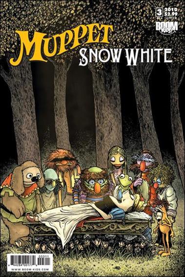 Muppet Snow White 3-A by Boom! Kids