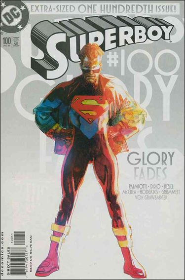 Superboy (1994) 100-A by DC
