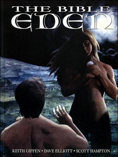 Bible: Eden 1-A by IDW