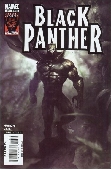 Black Panther (2005) 35-A by Marvel