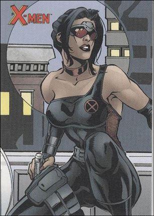 X-Men Archives (Base Set) 55-A