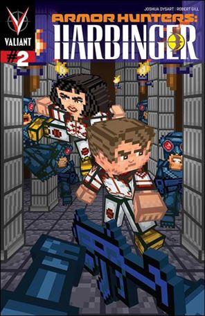 Armor Hunters: Harbinger 2-B