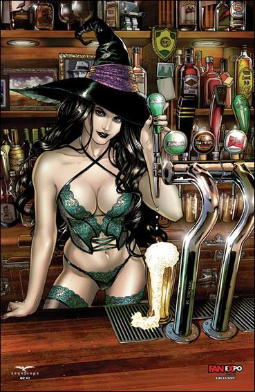 Bartender Halloween Costume