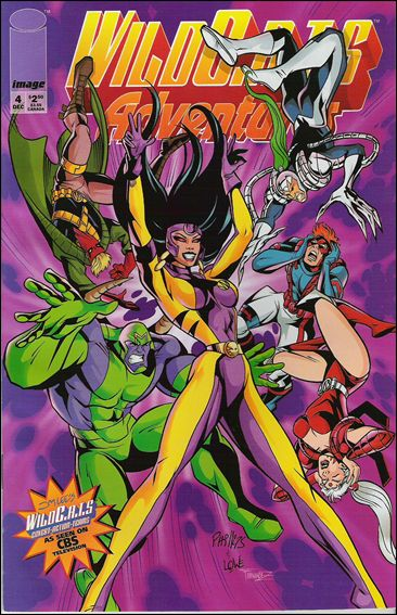 WildC.A.T.s Adventures 4-A by Image
