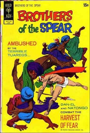 Brothers of the Spear 1-A