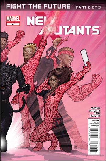 New Mutants (2009) 48-A by Marvel
