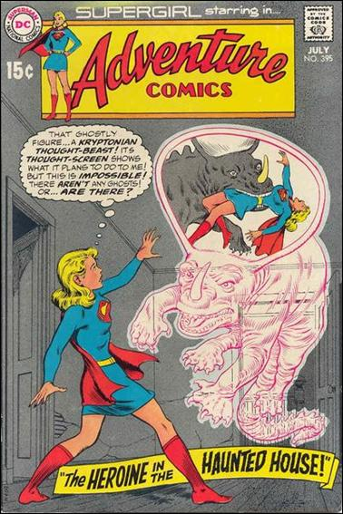 Adventure Comics (1938) 395-A by DC