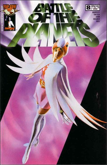 Battle of the Planets (2002) 8-A by Top Cow