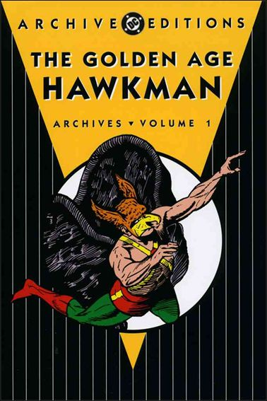 Golden Age: Hawkman Archives 1-A by DC