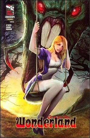 Grimm Fairy Tales Wonderland Annual 2012-A