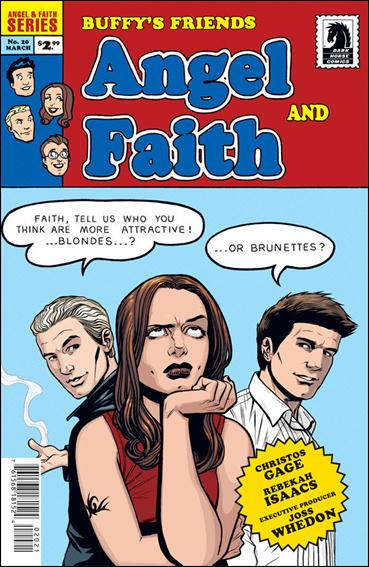 Angel & Faith 20-B by Dark Horse