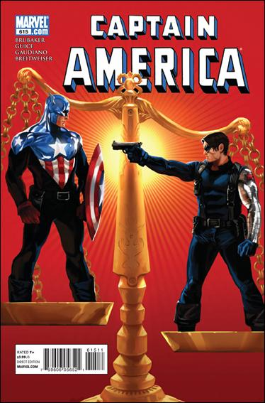 Captain America (1968) 615-A by Marvel