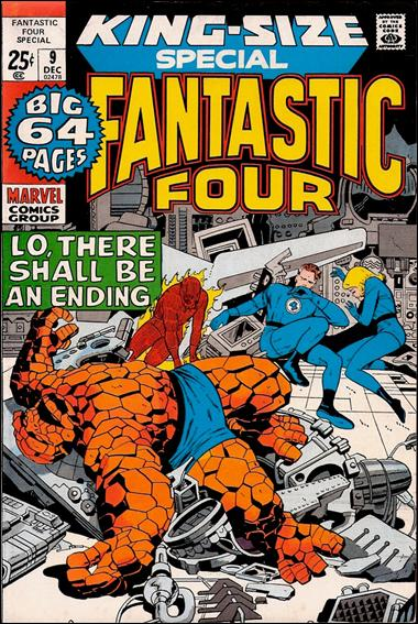 Fantastic Four Annual  9-A by Marvel