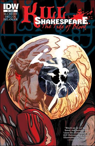Kill Shakespeare: The Tide of Blood 3-A by IDW