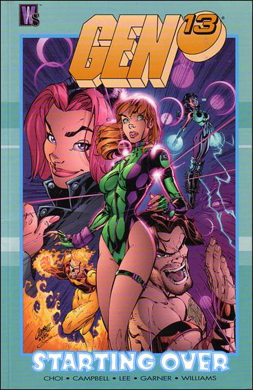 Gen13: Starting Over 1-A by WildStorm