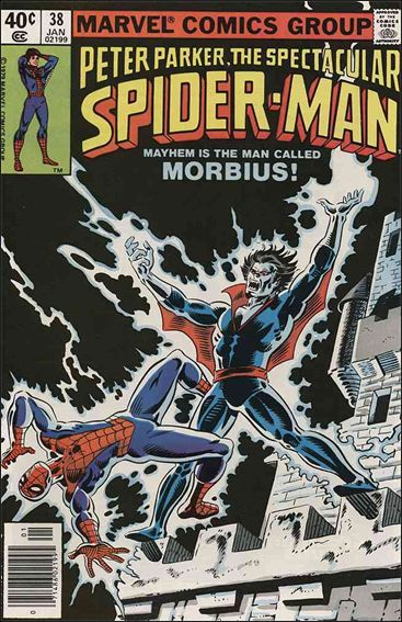 Spectacular Spider-Man (1976) 38-A by Marvel