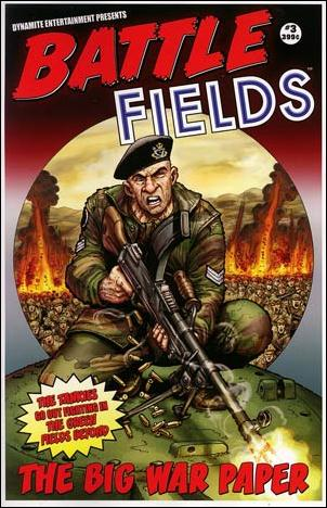 Battlefields (2012) 3-A by Dynamite Entertainment
