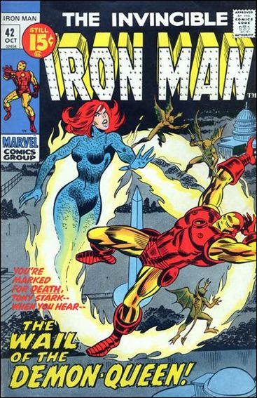 Iron Man (1968) 42-A by Marvel