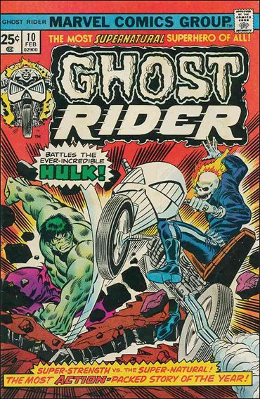 Ghost Rider (1973) 10-A by Marvel