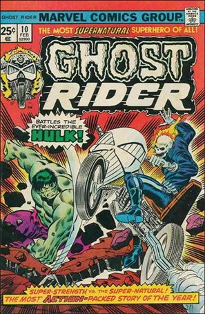 Ghost Rider (1973) 10-A