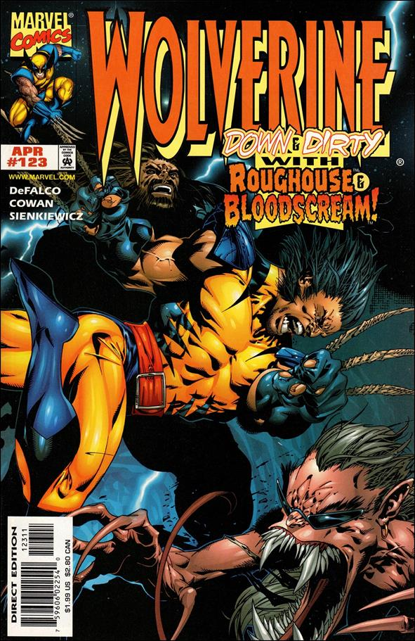 Wolverine (1988)  123-A by Marvel