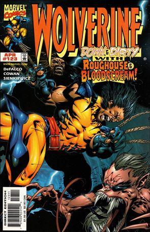 Wolverine (1988)  123-A