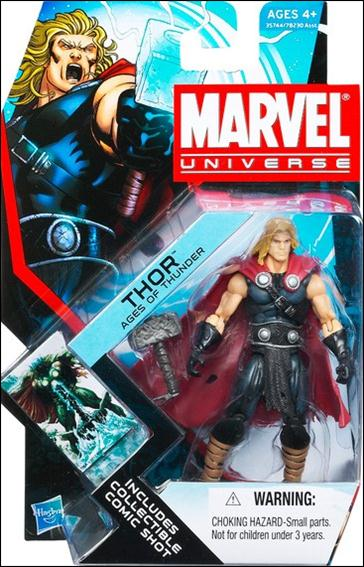 Marvel Universe (Series 4) Thor (Ages of Thunder) by Hasbro