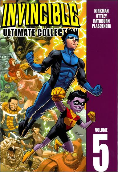 Invincible: Ultimate Collection 5-A by Image