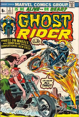 Ghost Rider (1973) 3-B