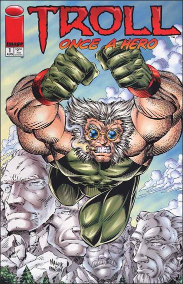 Troll: Once a Hero 1-A by Image
