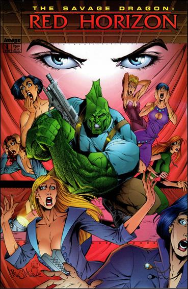 Savage Dragon: Red Horizon 1-A by Image