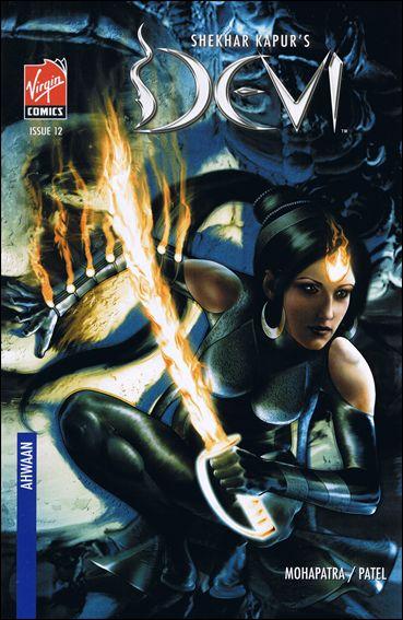 Devi 12-A by Virgin Comics