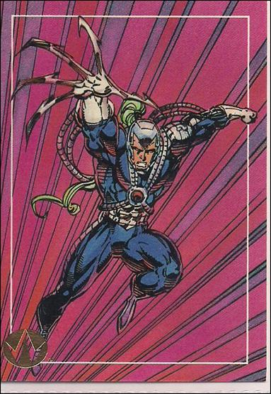 WildC.A.T.s: Set 1 (Base Set) 66-A by Topps