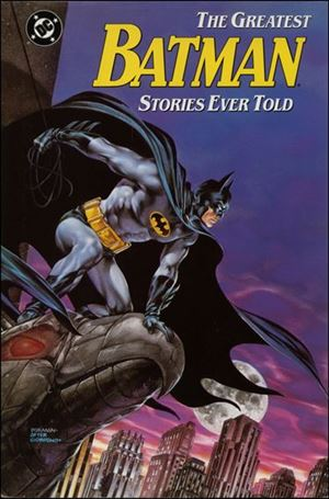 Best comic book stories ever